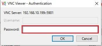 Ubuntuで設定したパスワードを入力します。