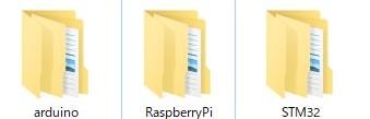 7.5インチ e-paper サンプルプログラムを試してみる