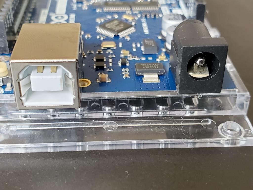 Arduino UNO Wifi Rev2