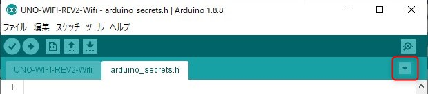 arduino_secrets.h